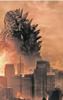 Mexicans build airplane for Godzilla movie