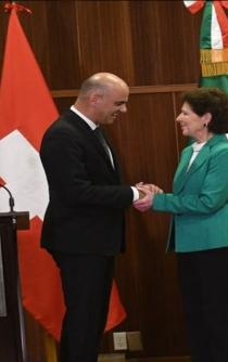 Switzerland and Mexico sign agreements on cultural property repatriation