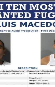 FBI's most wanted fugitive found in Mexico