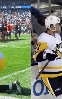 Steelers y Penguins dividen una ciudad