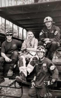 English firefighter travels to Mexico