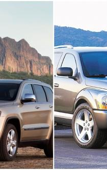 Fiat Chrysler orders the revision of two SUV models in Mexico