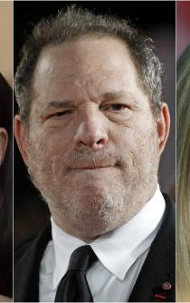 Angelina Jolie y Gwyneth Paltrow fueron acosadas por Harvey Weinstein