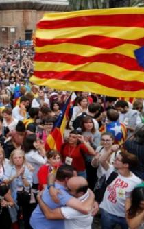 Catalonia declares independence, yet direct Madrid rule looms