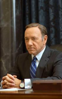 """House of Cards"" terminará en la sexta temporada"