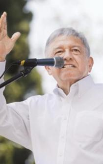 AMLO takes it slow with Monreal