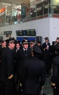 Pilots protest affects Aeroméxico operations