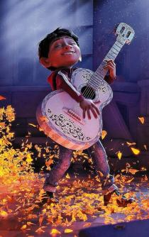 Coco was nominated for 2 Golden Globes!