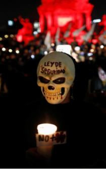 Mexico passes Law of Internal Security