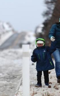 Snowfalls expected in Northeast Mexico as third winter storm hits the country
