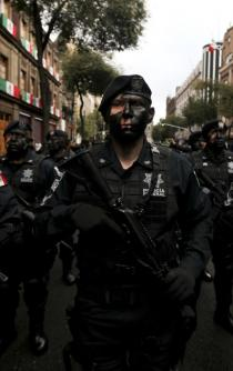 Mexico's National Human Rights Commission mulls legal action against security law