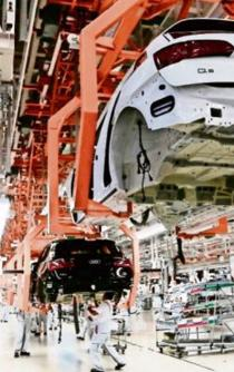 Audi breaks production record in Mexico