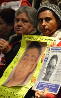 UN commends Mexico for Law on Enforced Disappearances