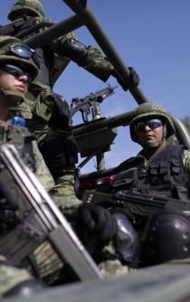 Mexican Navy captures Gulf Cartel cell boss in Tamaulipas