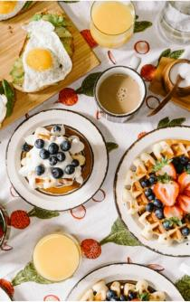 Food that you can eat at breakfast daily