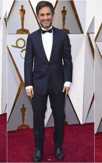 Fotos: La red carpet de los Oscar 2018