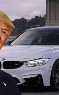 BMW y Mercedes-Benz se ven amenazados por Donald Trump