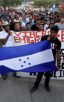 """Mexico's immigration policy is a matter of """"sovereignity"""""""