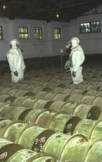 Chemical weapons, an old threat to humanity