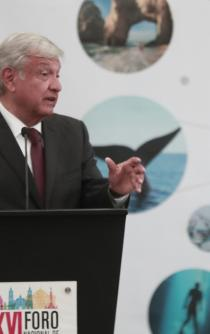 "Obrador not ""closed"" to the possibility of building new Mexico City airport"
