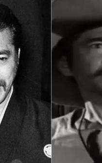 The Japanese actor who starred in a Mexican film