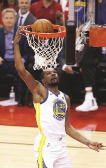 Warriors apaga mecha a Rockets