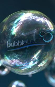 Water purifying bubble system created in Mexico