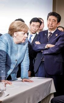 G7 summit 'commotion' has brought EU closer together
