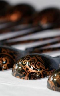 Russia hopes to stir World Cup crowds with spoons