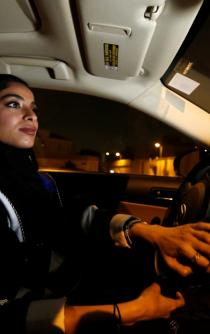 Women take the wheel in Saudi Arabia: Are social and economic reforms possible?