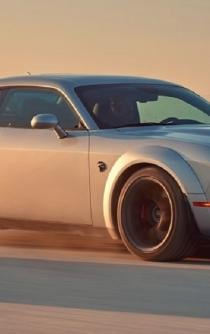 Dodge introduces the new successor to Challenger Demon