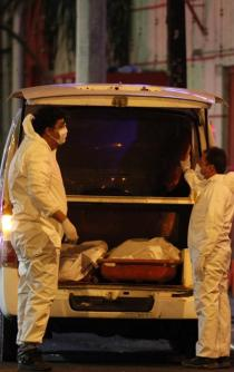 2017: Mexico's bloodiest year yet