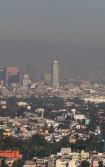 Mexico is the biggest polluter in Latin America