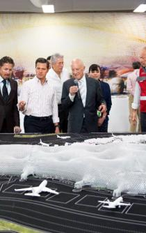 AMLO calls for public consultation on Mexico City's New International Airport