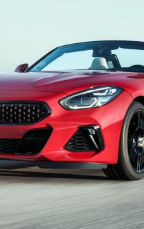 BMW presents the new generation of the Z4