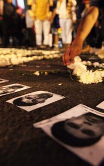 AMLO's government could re-open investigation on the disappearance of 43 students