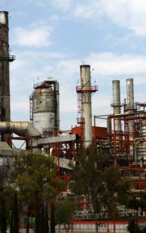 PEMEX is undergoing an oil refining crisis
