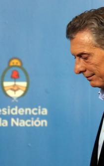 Argentinian crisis threatens President Macri's reelection in 2019