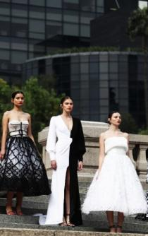 Benito Santos kicks off Mercedes-Benz Fashion Week Mexico City