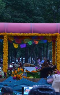 Day of the Dead Parade 2018