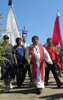 2,000 indigenous people displaced by violence in Chiapas