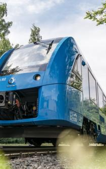"""Hydrogen train: """"The most ecological in the world"""""""