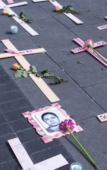 9 women are murdered in Mexico everyday