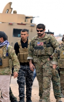 United States begins to pull forces from Syria