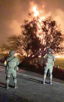 More than 66 people killed in Mexican pipeline explosion