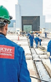 Mexican government agreed not to bring charges against Odebrecht