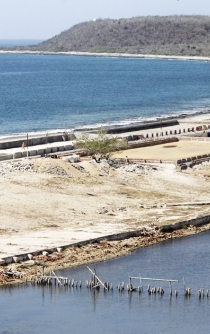 Mary Islands, from federal prison to cultural center