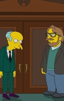 Guillermo Del Toro to be featured in 'Simpsons' episode