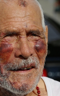 American woman gets 15 years for hitting 91-year-old Mexican with a brick