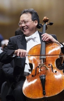 Yo-Yo Ma brings Bach to Mexico